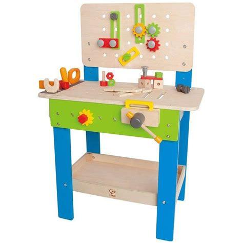 tavolo da lavoro per bambini banco da lavoro per bambini in legno di hape un bel