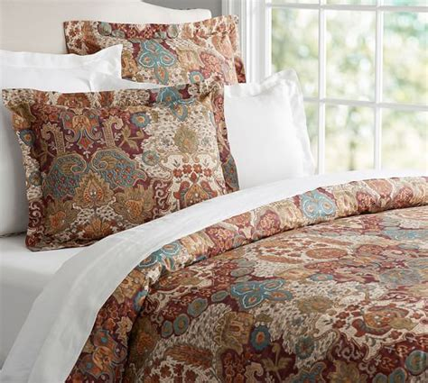 pottery barn comforter angelina reversible duvet cover sham pottery barn