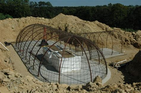 underground dome home plans structural steel formworks building an underground