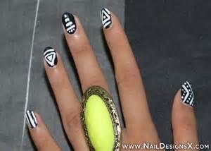 lines 8 nail design nail designs amp nail art