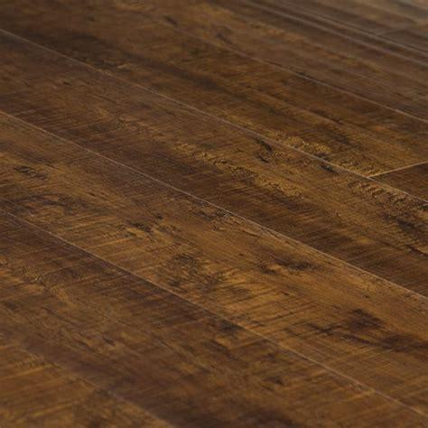 5 6 hand scraped gunstock laminate hardwood flooring wood