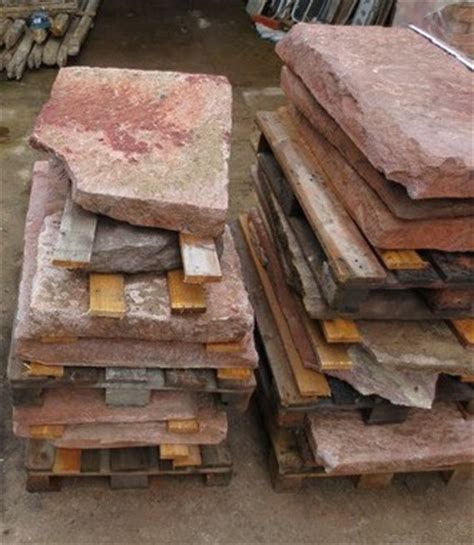 antike leuchten len rustikale antike sandsteinplatten podest dielenplatte