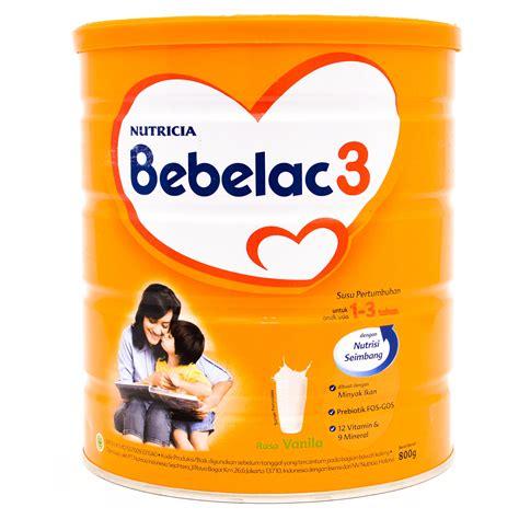 Bebelac 3 800gr By Pulsa bebelac 3 madu 800gr elevenia