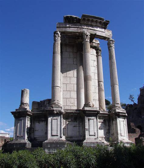 temple of temple of vesta