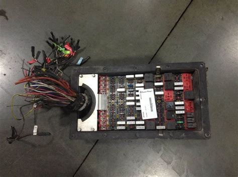 kw box 94 kenworth t600 fuse box wiring diagram
