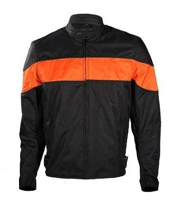 mens textile motorcycle jacket mens textile black orange motorcycle jacket