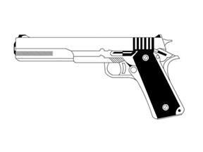 gun tattoo barrel design tattooshunter