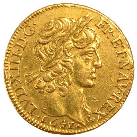 comptoir de monnaies 57389 louis xiii louis d or ttb louis d or plus de