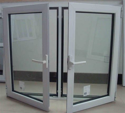 house with aluminium windows french type aluminum window for home