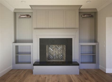 fireplace surround cabinets fireplace built in cabinets design ideas
