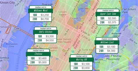Apartment Price Map Rentenna Schwartz Rentenna