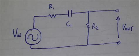 resistor circuit purpose circuit analysis purpose of 2 resistors in high pass filter electrical engineering stack