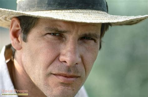 Harrison Ford Amish by Witness Amish Hat Replica Prop