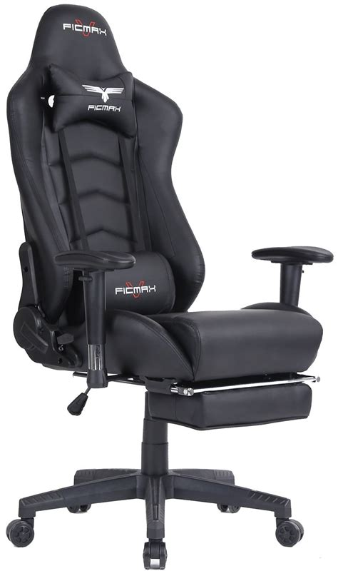 Best Office Desk Chairs Ficmax Fx 007 Ergonomic High Back Pc Gaming Chair Lummyshop