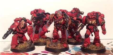 Paint Color Schemes by Help Me Paint The Perfect Blood Angel Blood Angels