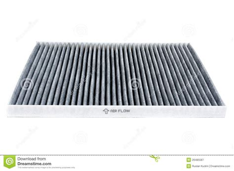 What Is A Cabin Filter On A Car by Carbon Car Cabin Filters Royalty Free Stock Photography