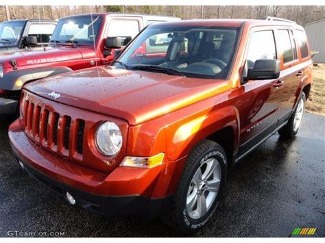 orange jeep patriot 2012 copperhead orange pearl jeep patriot sport 61702232