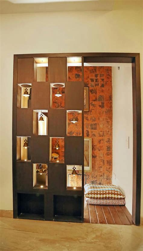 Pooja Interior 1000 Ideas About Room Partitions On Pinterest Cheap
