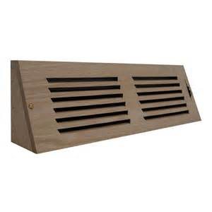 Recessed Baseboards All American Wood Register Co Aarhbar Horizontal Slot
