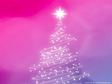 wallpaper christmas pink pink christmas tree hd wallpaper christmas tree