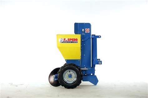 Spedo Potato Planter by Potato Planter Unifarm Machinery Corporation