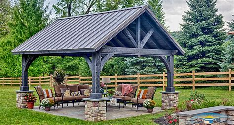 House Plans With Hip Roof Styles pavilions outdoor pavilions horizon structures