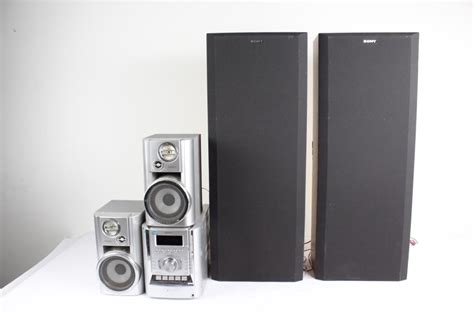 sony ss u201 home stereo speakers more 5 items