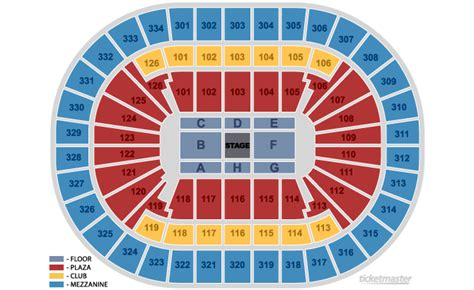 seat locator scottrade center