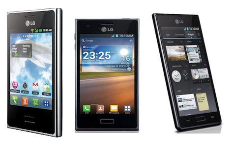 Hp Lg Optimus L3 L5 L7 lg optimus l3 vs lg optimus l5 vs lg optimus l7 compare