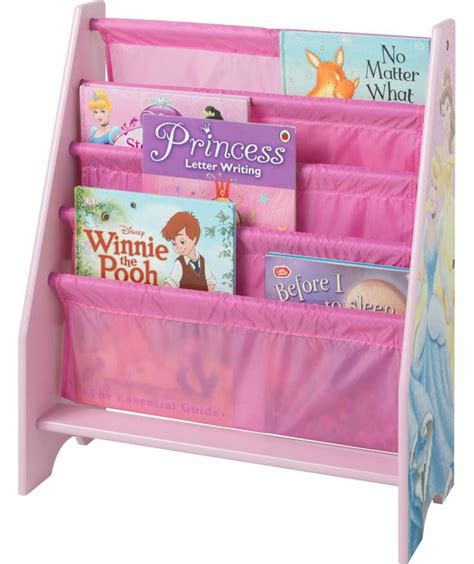 buy disney princess sling bookcase at argos co uk your