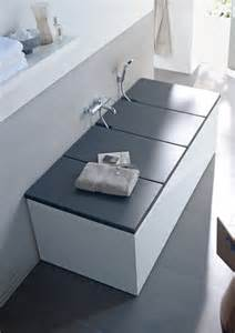 bathtub cover by duravit product