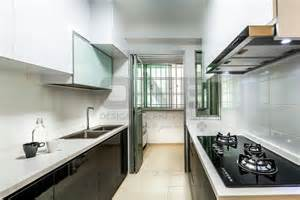 Kitchen Room Interior Design Hdb Kitchen One Design Werkz