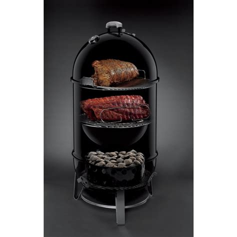 weber smokey mountain charcoal smoker review smoke turn grill