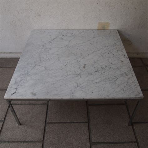 table basse knoll marbre florence knoll knoll international tables basse mod 232 le