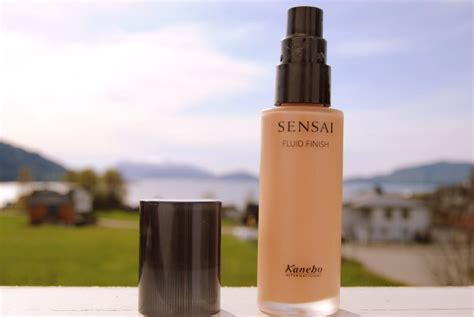 Foundation Kanebo Kanebo Sensai Fluid Finish Foundation Reviews Photos