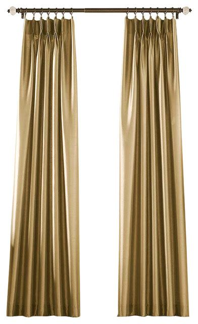 marquee drapes marquee pinch pleat curtain panel sand 30 quot x108