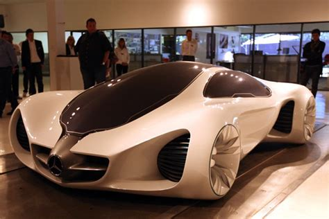 Light Weight Cers by Wordlesstech Mercedes Biome Concept Lightweight Car