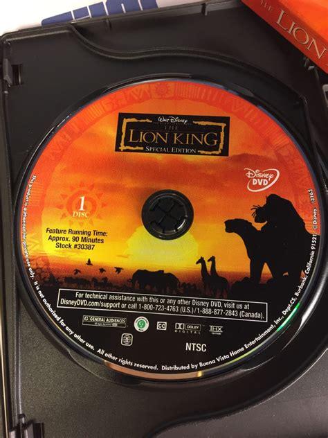 Dvd Juventus 2 Disc walt disney s the king 2 disc platinum dvd edition crush collectibles