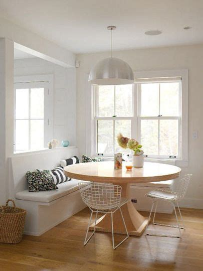 banquette with round table best 25 corner banquette ideas on pinterest kitchen