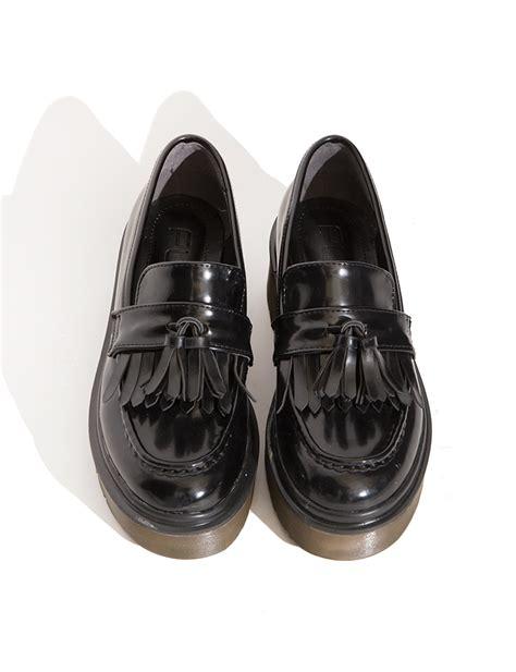loafers doc martens black tassel platform loafers tassel doc martens