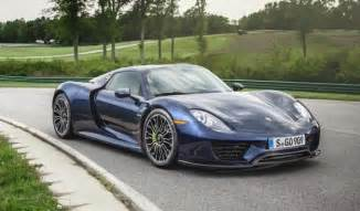 Porsche Of The 15 Things We Learned On The Porsche 918 Factory Tour