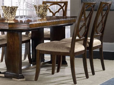 hooker dining room set hooker furniture skyline trestle dining room set