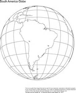 The Globe Outline by Printable Blank World Globe Earth Maps Royalty Free Jpg
