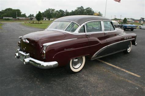 1952 buick roadmaster for sale 1952 buick roadmaster 4 door
