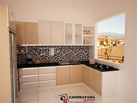 harga kitchen set per meter jasa desain interior kediri
