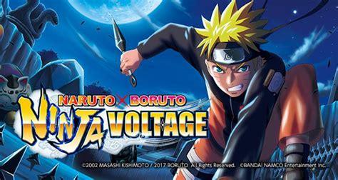boruto apk baixe o apk de naruto x boruto ninja voltage para android
