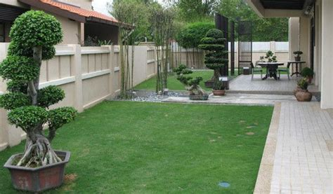 Simple Small Garden Ideas Simple Asian Backyard Design Asian Hone Decor