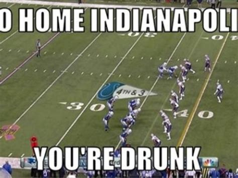 Colts Memes - the best colts fake trick play memes wfni espn 107 5