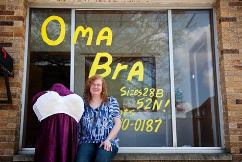 big bra owners pictures the benson shop with the great big bra is last of its kind
