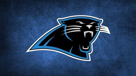 carolina panthers logo wallpaper hd pixelstalknet